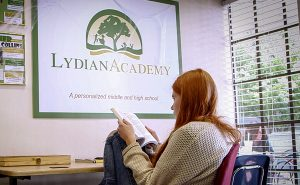 Lydian Academy Students
